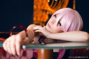 ''Shu..'' Guilty Crown by YurikoTiger