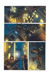 The Luminous FireFly Issue #1 - Pg. 5 by RapidFireEnt
