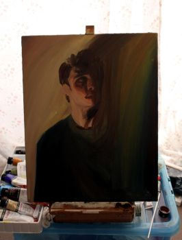 WIP: Painting by Catching-Smoke