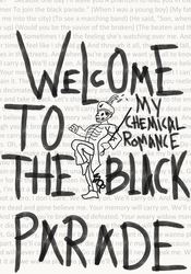 Welcome To The Black Parade, Finished piece. by CasperIsLonely