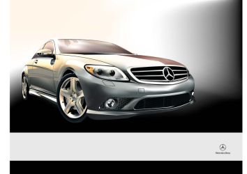 mercedes benz AMG CL550 by Wingnutter