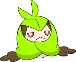 Shiny Swadloon : DW Art