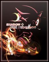 SHADOW THE HEDGEHOG ART by Fission07