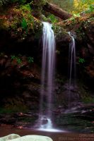 Grotto Falls by g2k556