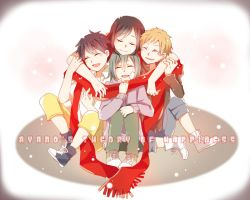 Ayano's Theory of Happiness by ageha1sBf