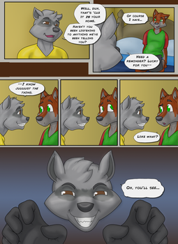 Halloween Aftermath (Page 3/5) [Commission] by ConnorDavidson