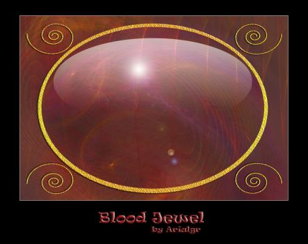 Blood Jewel by Arialgr