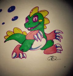 Bubble Bobble by TheSmileyFaceGang