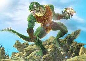 The Gorn 2011 by RichYan33
