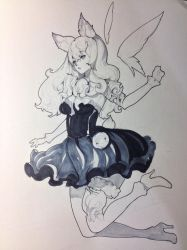 pen and copic002 by Readman