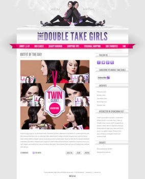 Double Take Girls Tumblr by ipholio