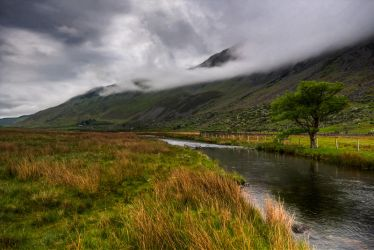 Nant-Ffrancon Vally by CharmingPhotography
