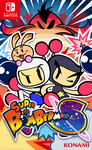Super Bomberman S - Full Cover! by MarkProductions