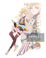 Princely Magic Adoptable [CLOSED TY] by SoleilRune