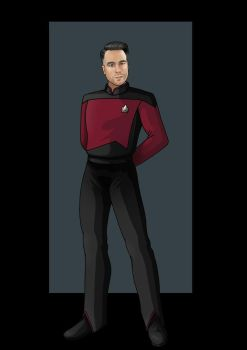 chief concept uniform (TNG) by nightwing1975