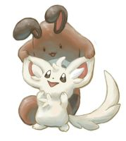 Sentret and Chiramii