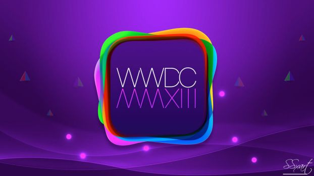 WWDC 2013 Apple event Wallpaper for iMac 21 by SSxArt