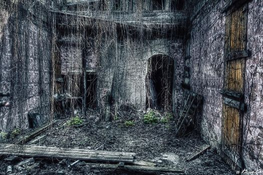 Urban decay by FriendlyPiranha