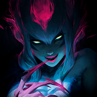 Evelynn rework avatar by Ayzs