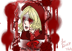 Twisted Rose by happyfayes