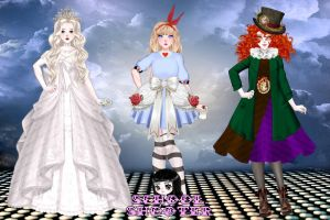 Alice in madland PACK by School-shooter by School-shooter