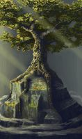 Tree by joldi