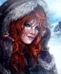 Kissed By Fire by RebeccaFrank