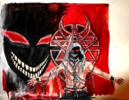 Disturbed - The guy by Deepinthebastabyss