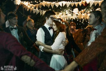 Potters wedding by Lilta-photo
