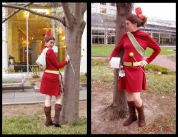 Arrietty Cosplay by Lithe-Fider