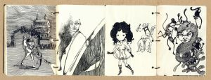 sketches 6 by gduch
