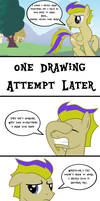 Ember Brew - Cutie Mark Swap Comic by Vomwerth
