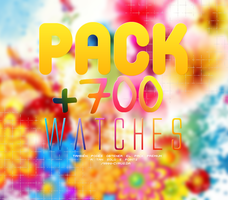 #Pack +700 Watches by Winni-Cyrus