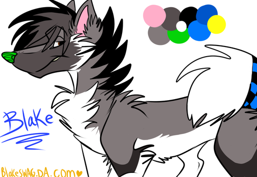 Blake colors by BlakeSWAG