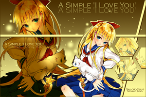 Sailor Venus Graphic by SHINOKAZI09