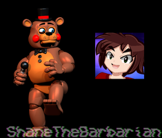 An animatronic's #1 fear by ShaneTheBarbarianDA