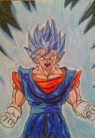 Vegito blue Dragon ball super By Demy by Demy111
