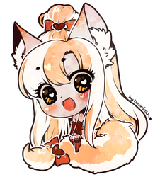:G: Chibi Mocha by DesireeU
