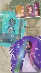 PO - Event Meloetta by CrystallMCL