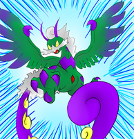 Tornadus' Therian forme