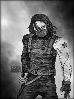 The Winter Soldier by AmeCassee