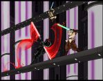 SW- Duel of the Fates by Mister-23