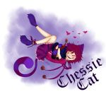 Cheshire Nekomimi - digicoloured by SweetCatMint