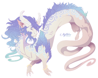 Zodiac - Guardian Dragon by Mythka