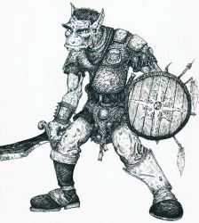Ork by Son-of-Fire