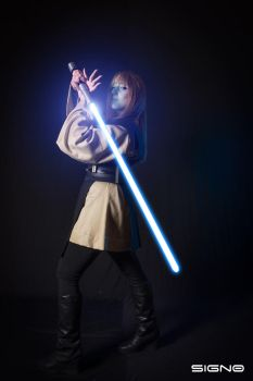 Knight of the Jedi order by Neferet-Cosplay