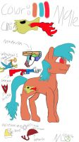 drago ref by dragothepone