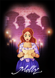 Melly - The letter by Katikut