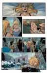 Witchblade #1 page 02 by BryanValenza