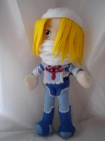 Sheik Plush by Eightohsixtythird